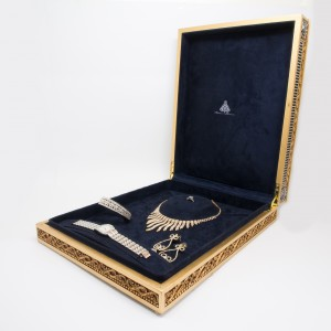 Ananda Jewelry Set Box