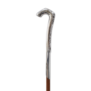 Silver Walking Stickr